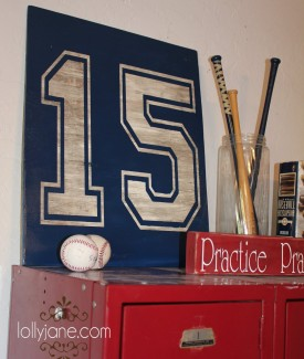 boys bedroom decor athletic sign (2)