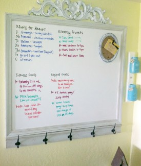 white board DIY