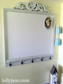white board command station DIY