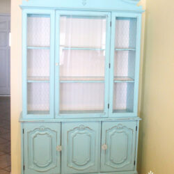 Turquoise Hutch