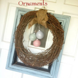 Bakers Twine Ornaments