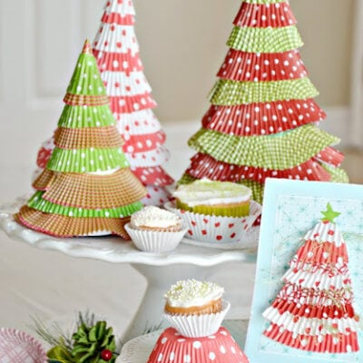 Top 10 Crafty Christmas Trees