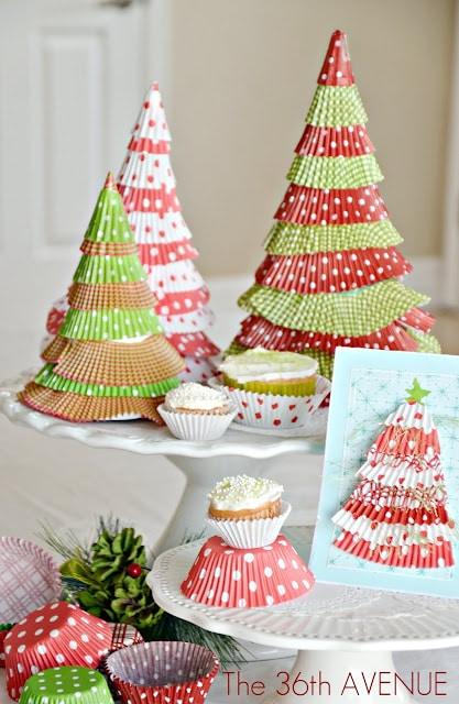 crafty christmas tree