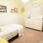 little girl bedroom makeover