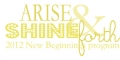 Arise & Shine Forth program by Lolly jane YW LDS New Beginnings