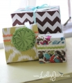 LollyJane fabric gift wrap