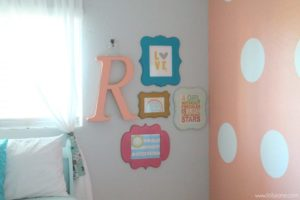 coral tween girl bedroom lollyjane (6)