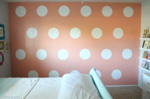 coral tween girl bedroom lollyjane (9)