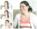 lazy day hair tutorial lollyjane.com