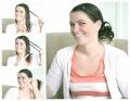 lazy day hair tutorial lollyjane.com
