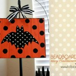Beadboard Bat by LollyJane