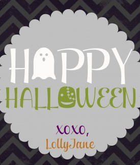 Happy Halloween from LollyJane
