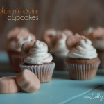 Pumpkin Pie Spice cupcakes by \LollyJane