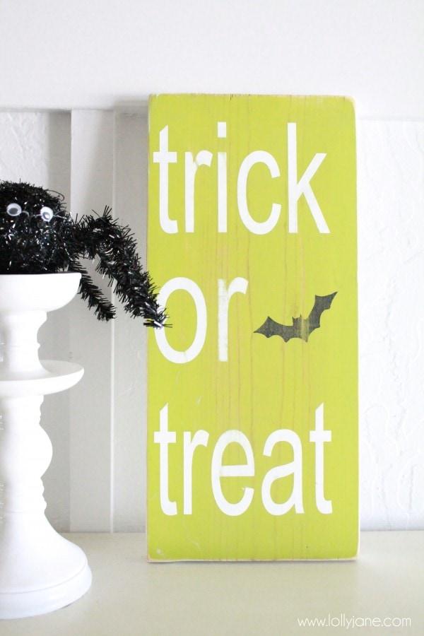 Halloween Decor and Fall Decor