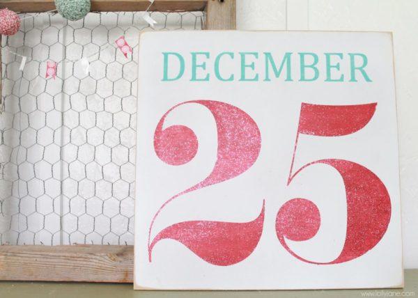 December25SignLollyJane