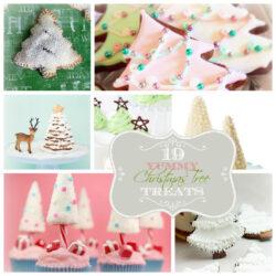19 yummy Christmas tree treats roundup