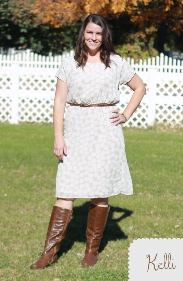 Kelli DEB dress