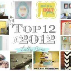 top 12 projects of 2012