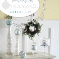 Decorating with Ornaments