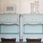 aqua nightstands