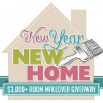 New Year New Home giveaway