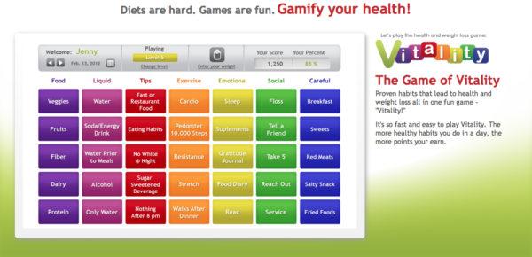 Vitality Wins