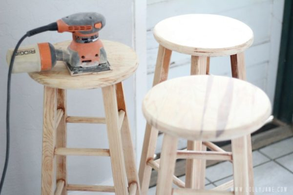 DIY-kitchen-barstool-makeover-by-Lolly-Jane
