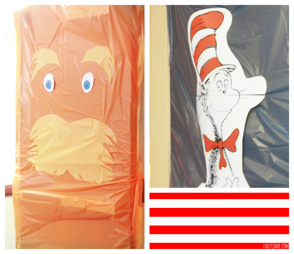 New-Beginnings-Dr-Seuss-decorating-ideas-door-decor-600x518