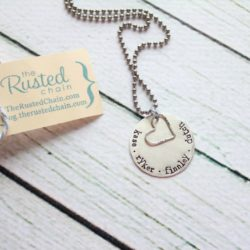 The Rusted Chain | jewelry giveaway