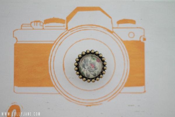 camera-sign-flower-knob-up-close-camera-bag-holder-600x400