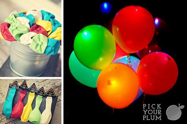 PYP balloons
