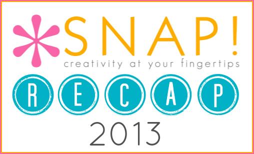 2013 SNAP conference recap