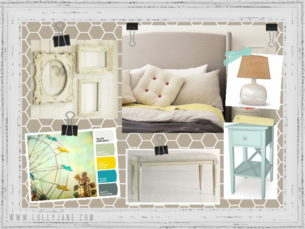 Master Bedroom Inspiration Board #colorinspiration #masterbedroom