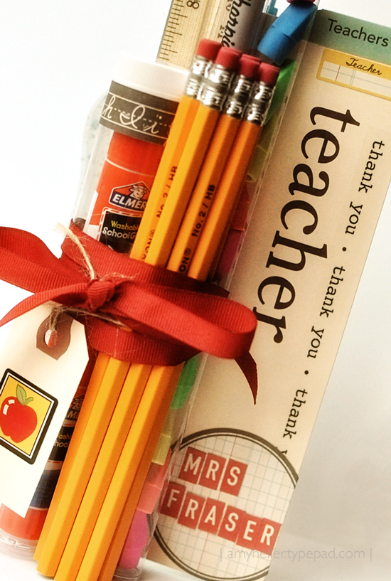 Amer Heller teacher gift via LollyJane.com #teacherappreciation