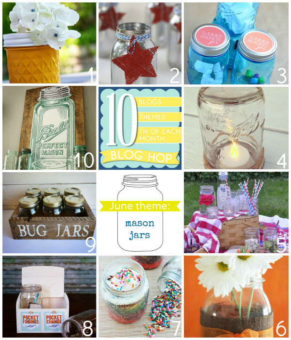 Mason jar mod podge photo art for Projects to do with mason jars