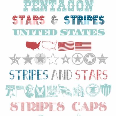 10 free patriotic fonts