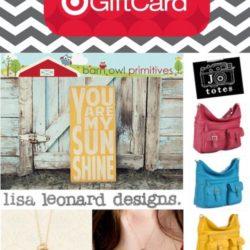 Epic Blogger Giveaway |$300 Target gift card