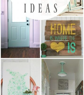 17 mint home decor ideas