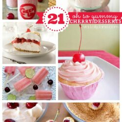 20+ cherry dessert recipes