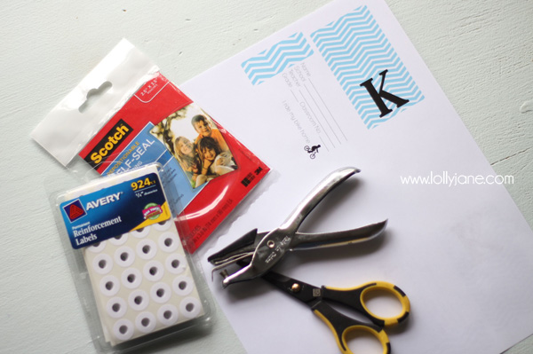 DIY-backpack-tag-supplies