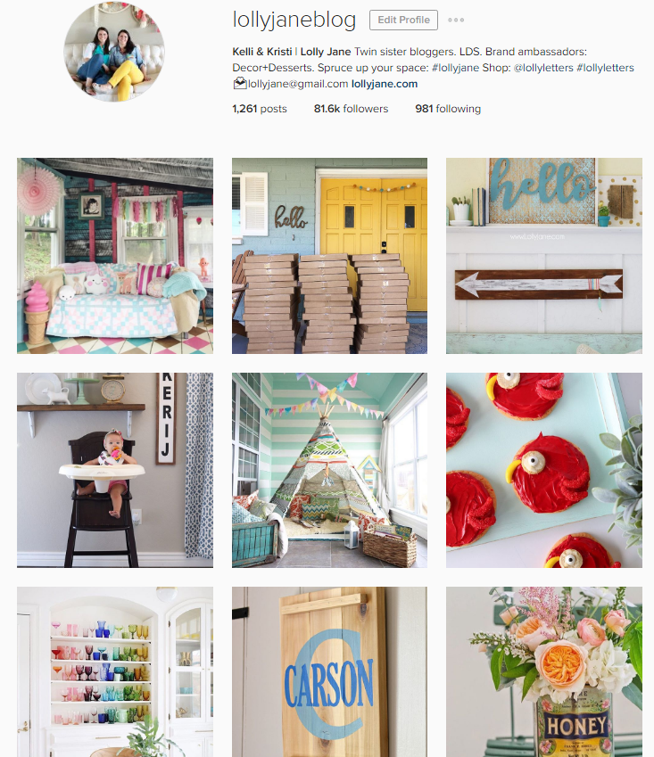 How to grown your Instagram following. Tips to starting a blog too!