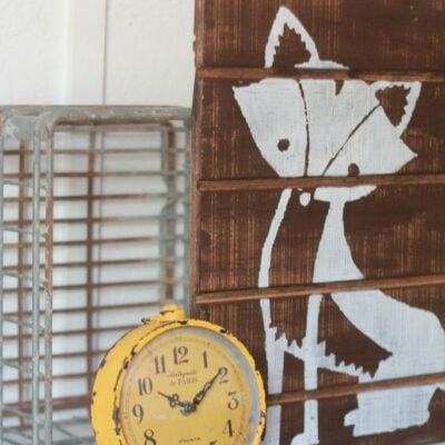 What time is it Mr Fox?
