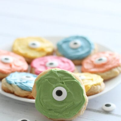 Monsters University cookies