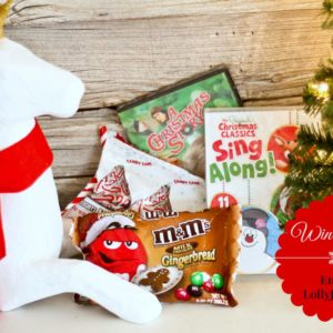 Ultimate movie giveaway! Win A CHRISTMAS STORY + Christmas originals sing-a-long at lollyjane.com!