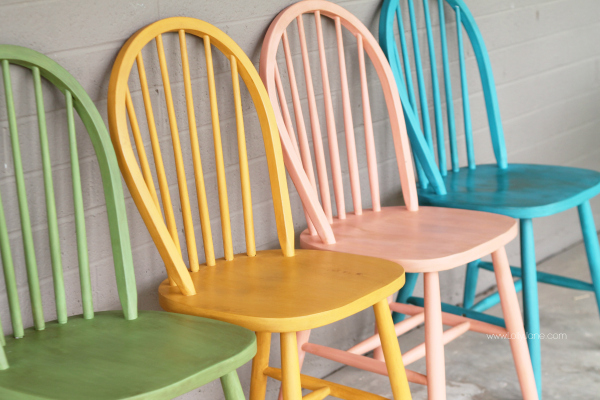 How To Use Americana Chalky Paint Finish On Furniture Huge Variety Of Colors