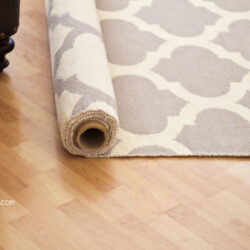 5 tips for decorating with rugs