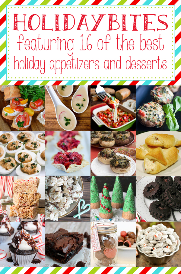 Cash holiday giveaway via lollyjane.com PLUS 16 yummy holiday recipes!