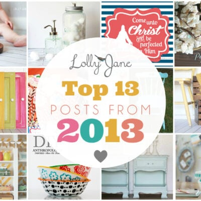 Top 13 Posts of 2013