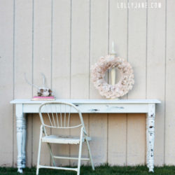 Furniture makeover… in just 3 easy steps!