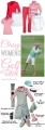 Put some class in that cute golf outfit!  Get darling ideas for classy womens golf attire |lollyjane.com
